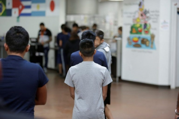 Shelter for Incarcerated Child Migrants