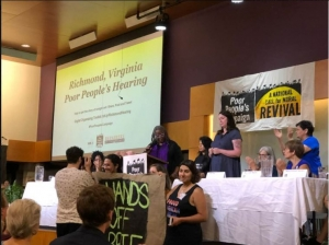 Poor People's Campaign: A National Call for Moral Revival Hearing - Sept. 26, 2018