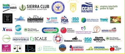 Virginia Green New Deal Coalition Partners